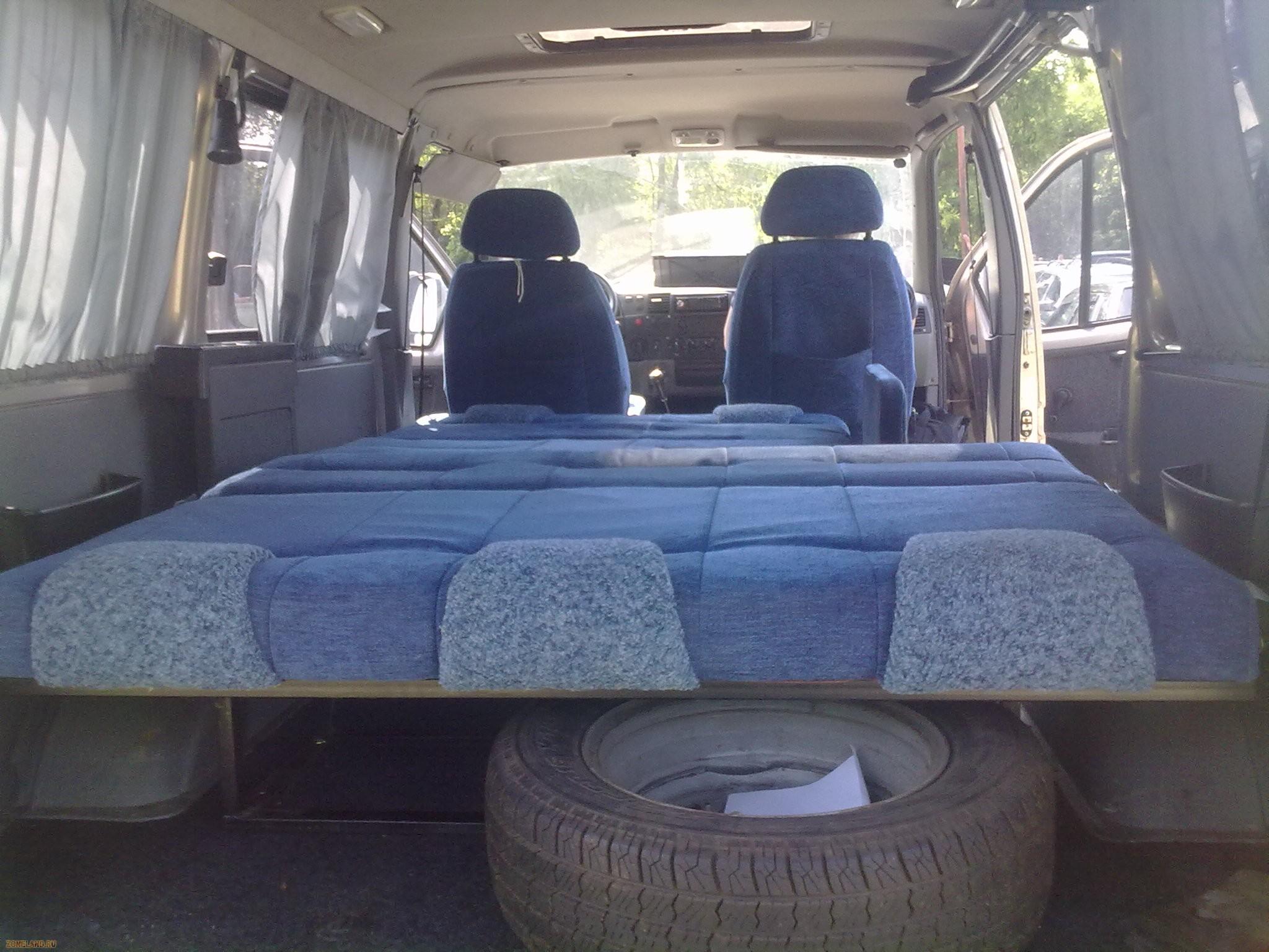 Раскладной диван. Часть 1. Клик-кляк. бортжурнал ГАЗ 90