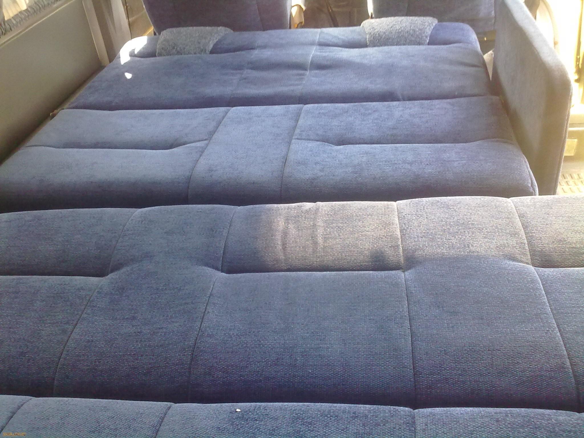Раскладной диван. Часть 1. Клик-кляк. бортжурнал ГАЗ 35